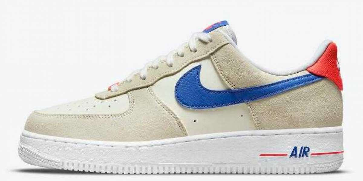 New Drop Nike Air Force 1 Low Coming With Patriotic Colors